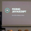 Fixing javascript /Yehuda Katz – 59min/